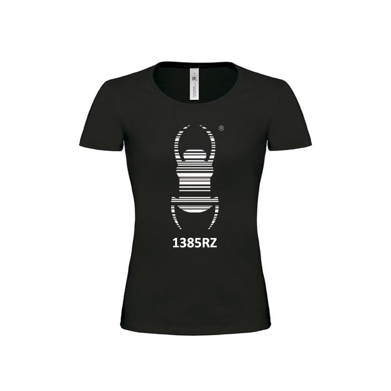 Travel Bug® - Woman Shirt (black)