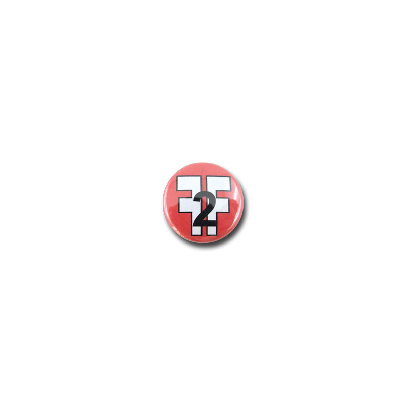 FTF - First to Find Button, rood