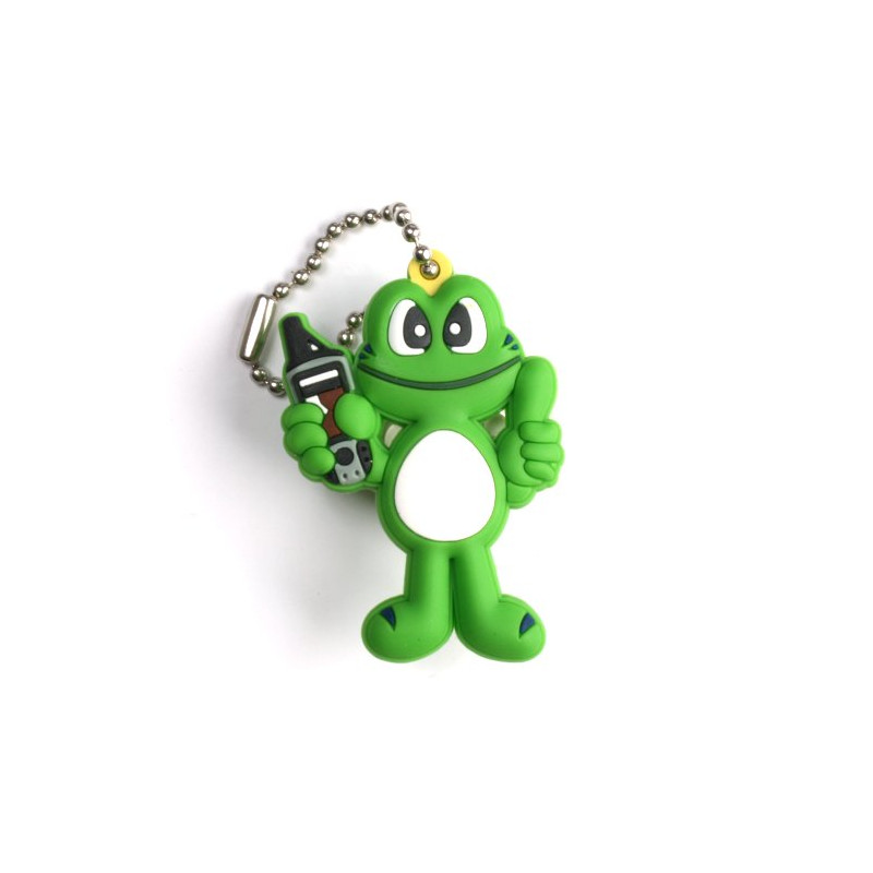Signal the frog - pendant