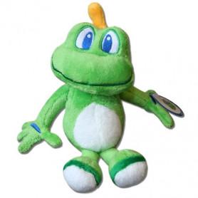 Signal the frog Maskottchen - klein