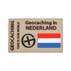 Patch Geocaching in Nederland
