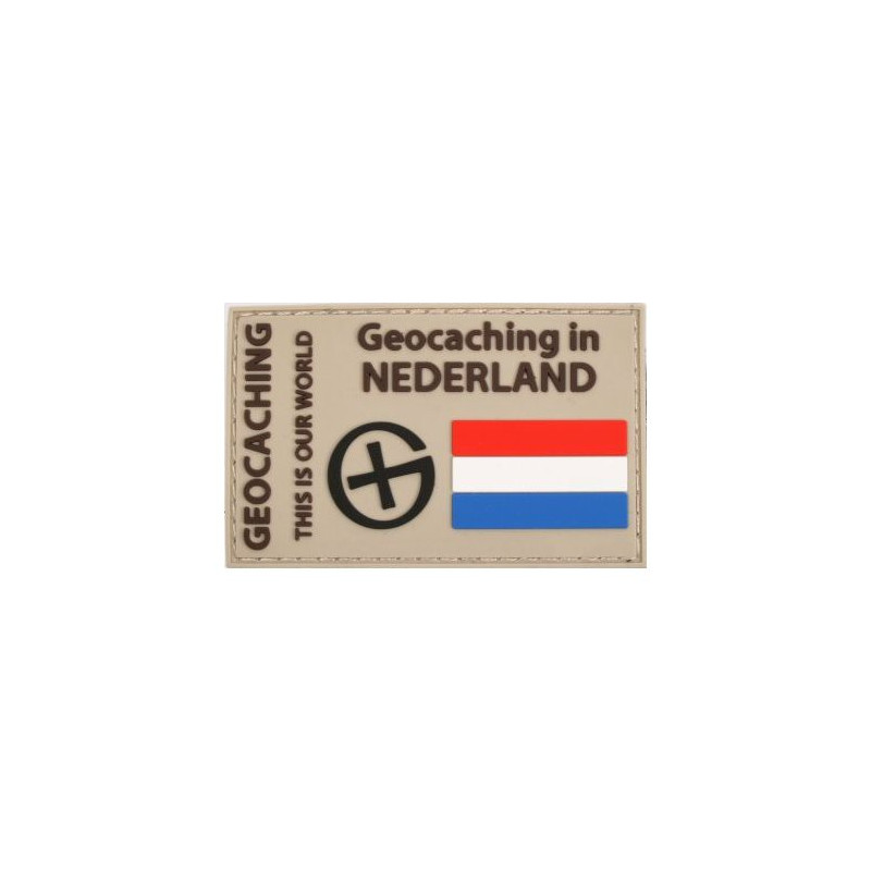 Badge Geocaching in Nederland