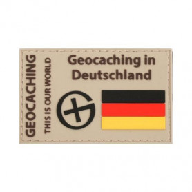 Badge Geocaching in Deutschland