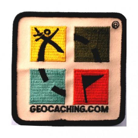 Badge Groundspeak Full color