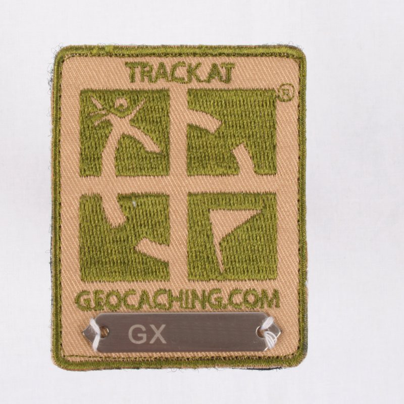 Trackable Patch Khaki