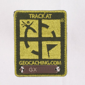Trackable Patch Groen