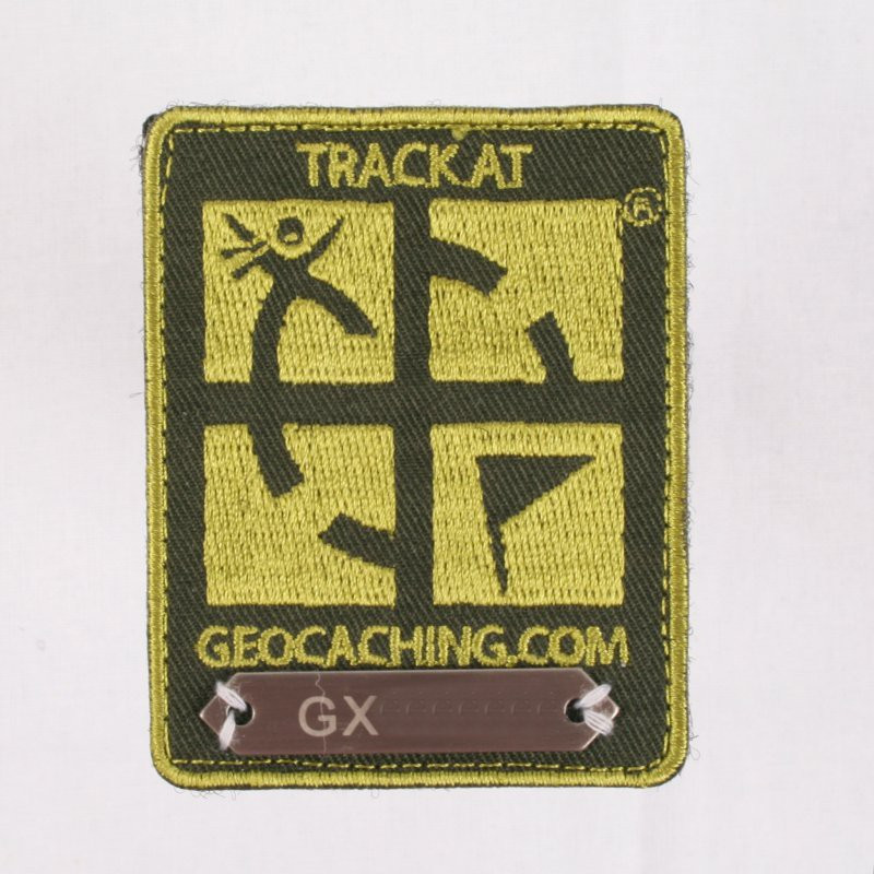 Trackable Patch  Green