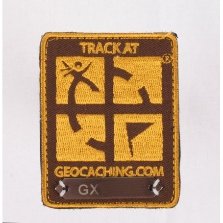 Trackable Patch Bruin