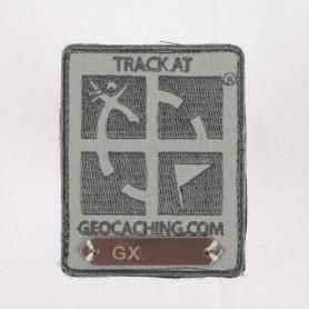 Trackable Patch Licht Grijs