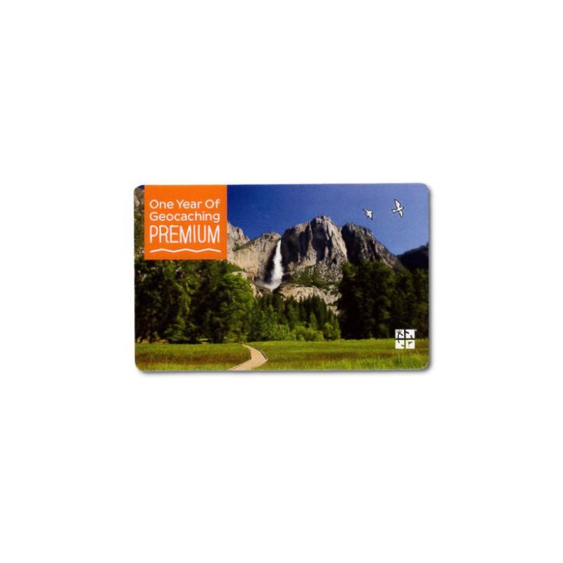 Groundspeak Premium giftcard - 1 year