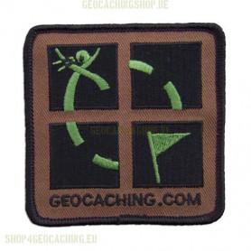 Patch Groundspeak Camo