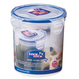 Lock & Lock container 700 ml, rond