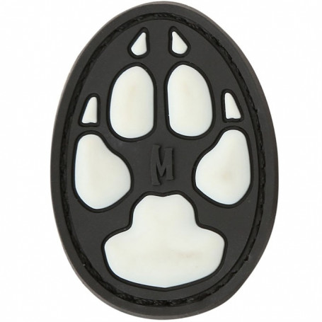 Maxpedition - Badge Dogtrack  2,5cm - Glow