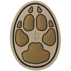 Maxpedition - Patch Dogtrack 5cm - Arid
