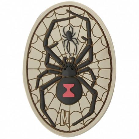 Maxpedition - Badge Black Widow - Arid