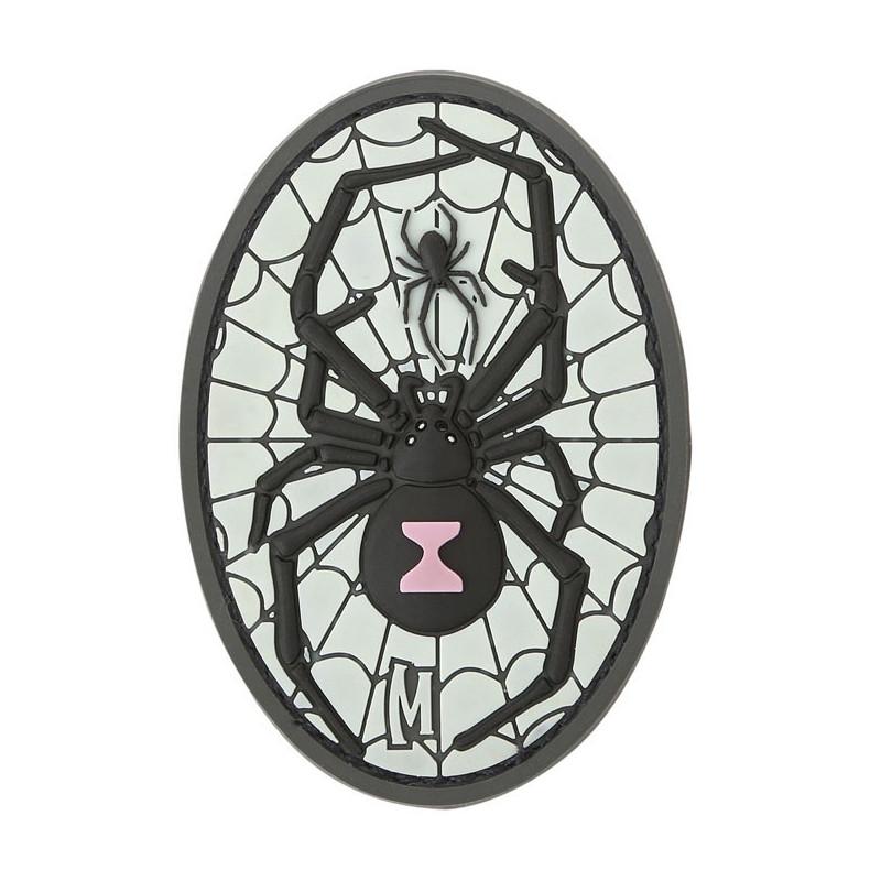 Maxpedition - Black Widow badge - Glow