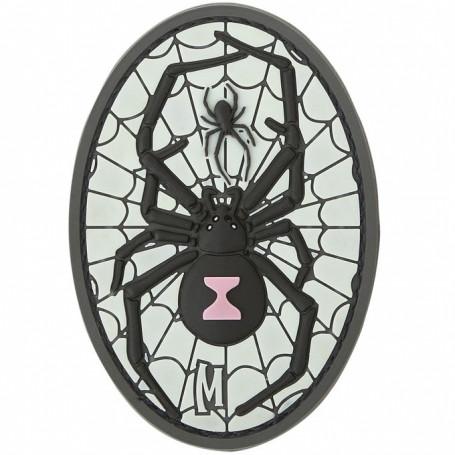 Maxpedition - Badge Black Widow - Glow