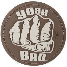 Maxpedition - Bro Fist patch - Arid
