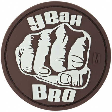 Maxpedition - Badge Bro Fist - Glow