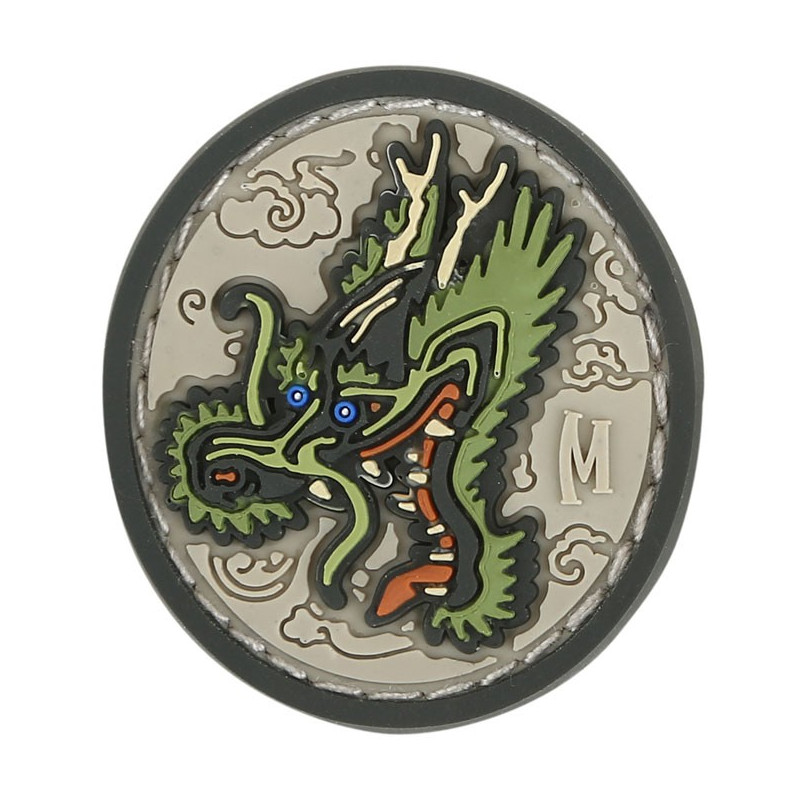 Maxpedition - Dragon Head Patch - Arid