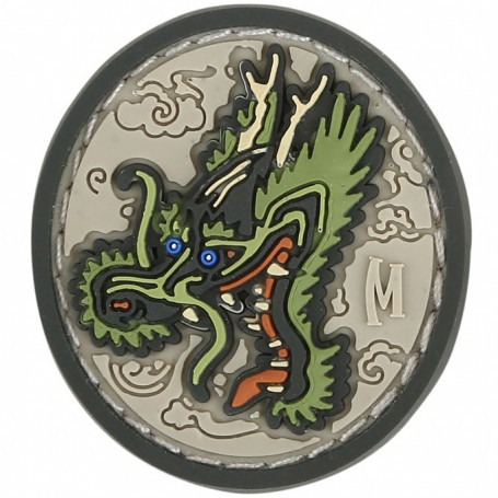 Maxpedition - Badge Dragon Head - Arid
