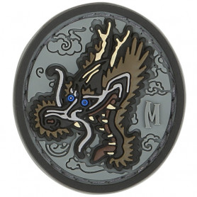 Maxpedition - Badge Dragon Head - Swat