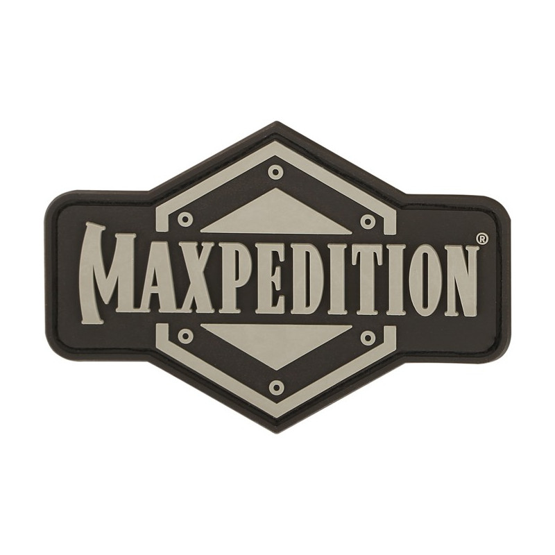 Maxpedition - Full Logo badge - Arid