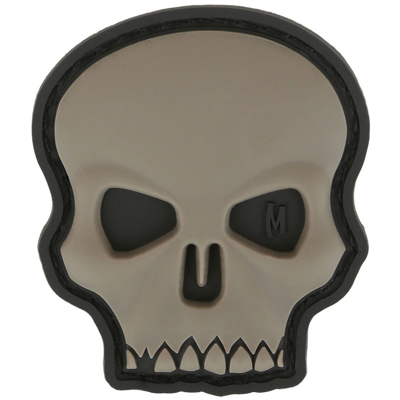 Maxpedition - Hi Relief Skull badge - Swat