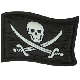 Maxpedition - Jolly Roger Patch - Glow