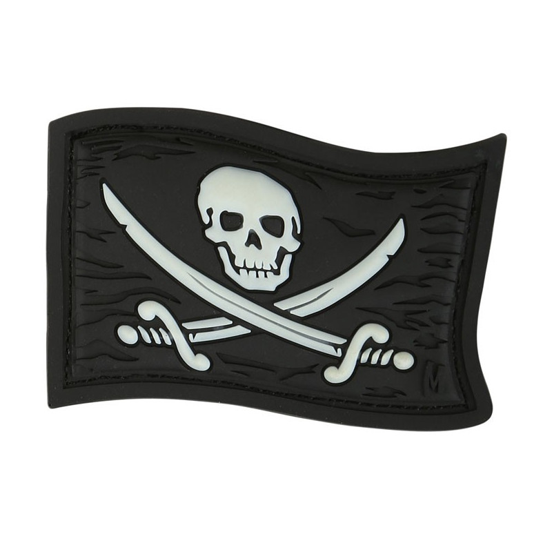 Maxpedition - Jolly Roger Badge - Glow