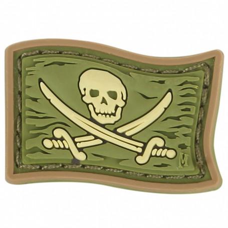 Maxpedition - Badge micro  Jolly Roger - Arid