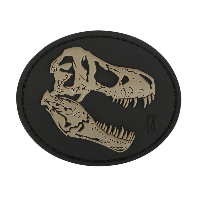 Maxpedition - T-Rex Skull badge - Swat