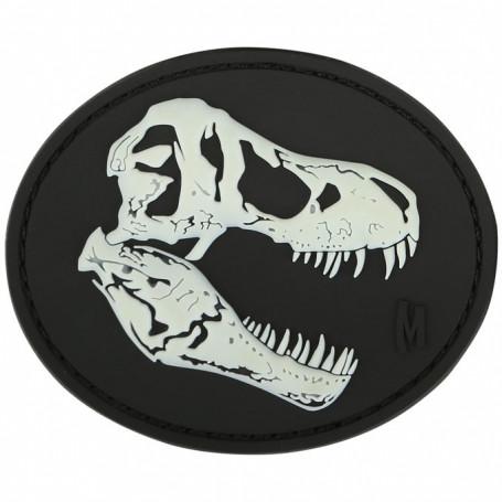 Maxpedition - Badge T-Rex Skull - Glow