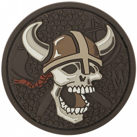 Maxpedition - Badge Viking Skul - Arid