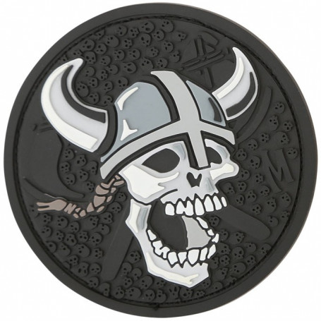 Maxpedition - Badge Viking Skull - Swat