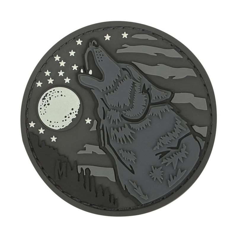 Maxpedition - Wolf Badge - Swat