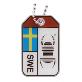 Travel Bug origins - Sweden