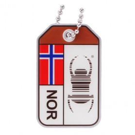 Travel Bug origins - Norway