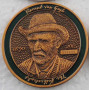 Dutch Geocoin 2015 - Antique copper - XLE - reservation