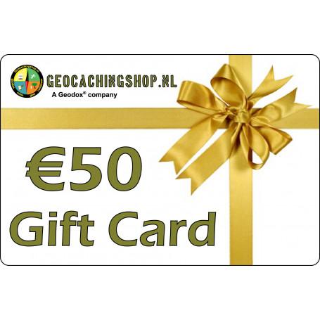 Kadobon €50