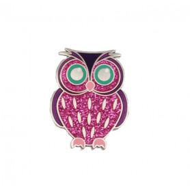 Baby Owl Geocoin - Aurora