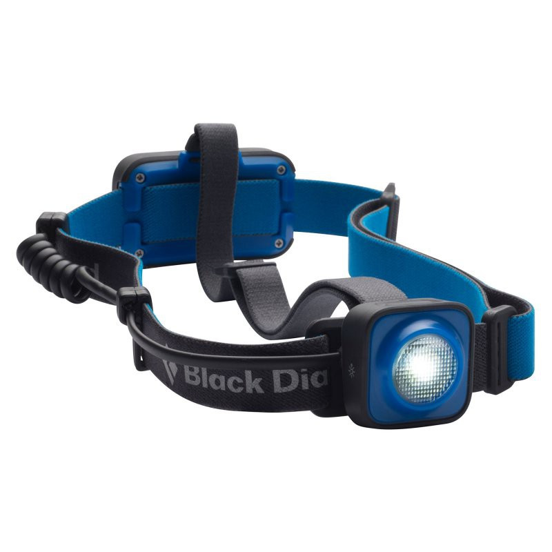 Black Diamond headlight - Sprinter -  Blue - 130 Lumens