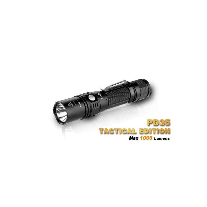 Fenix PD35 - Tactical - XP-L - 1000 Lumen