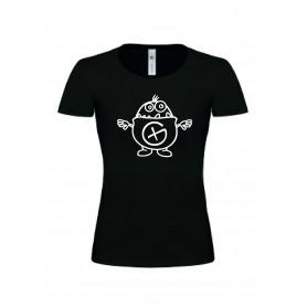 Kleiner Hint Girlie Shirt