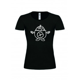 T-Shirt - Kleine Hint - Vrouwen