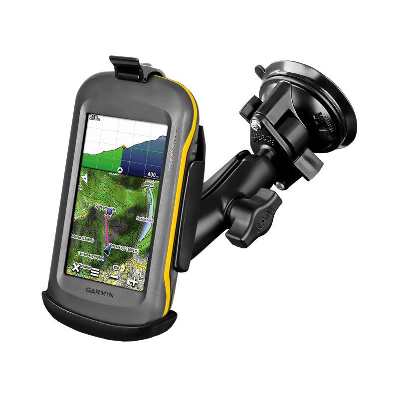 RAM Twist Lock Suction Cup Mount for the Garmin Montana/Monterra