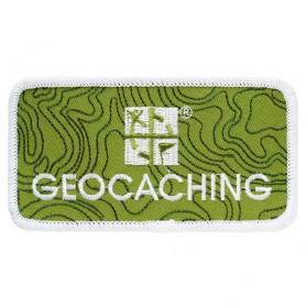 Geocaching Logo Patch - Velcro