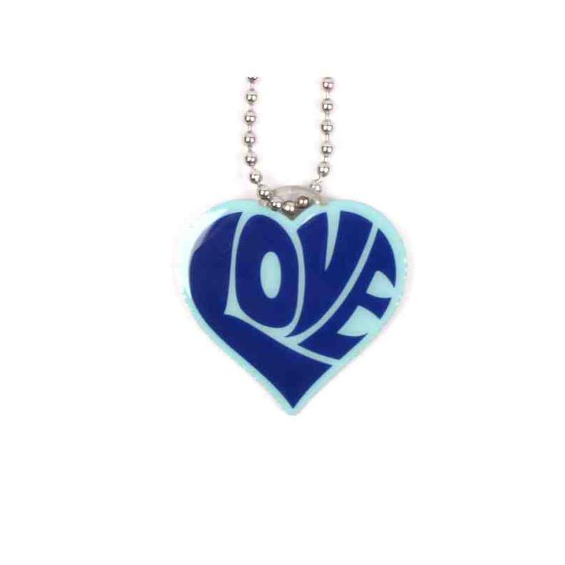 Love Tag - Blauw
