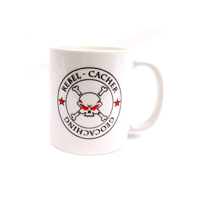 Kaffee + Teebecher: Rebel Cacher
