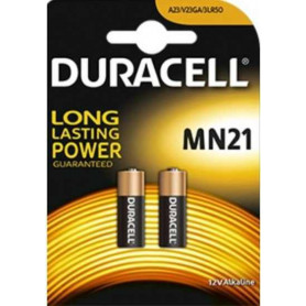 Duracell MN21 - 12V batteries - 2 pieces